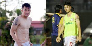 5 cầu thủ có hình xăm độc nhất Việt Nam